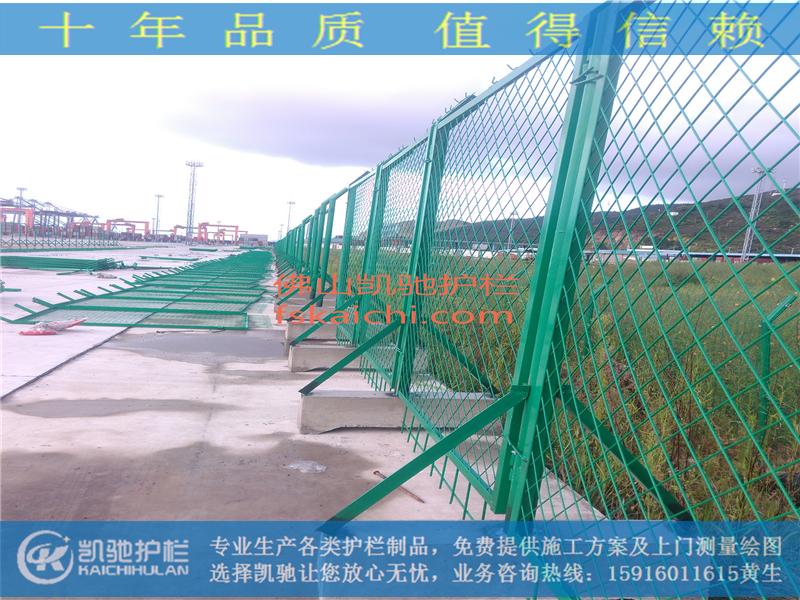 珠海高栏港码头围网_第2张