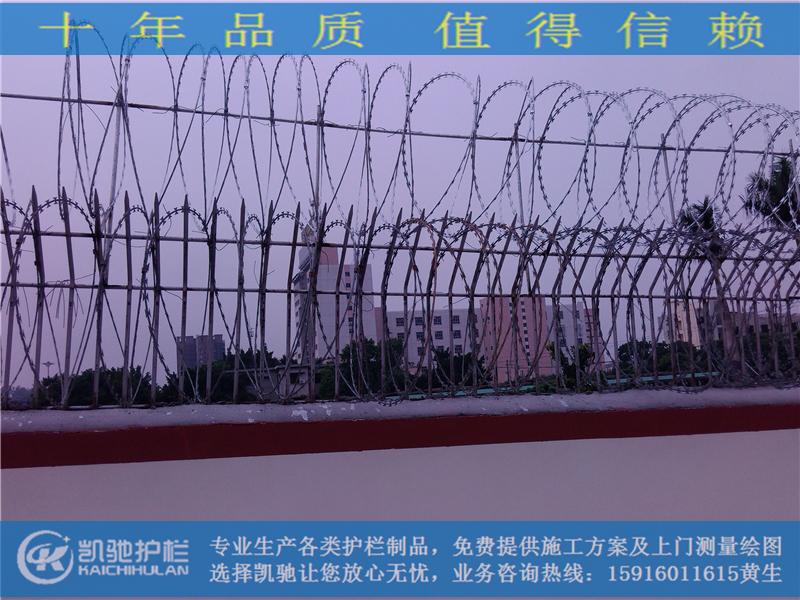 肇庆火车站钢筋滚动刺网_第0张